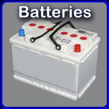 Car and van batteries