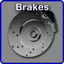 Car and van brakes serviced