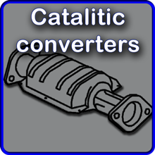 Catalytic converter servicing and replacement