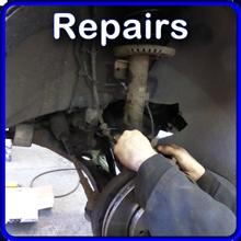 Repairs and maintenance.