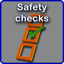 Vehicle safety checks for safer travel