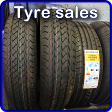 Tyre sales