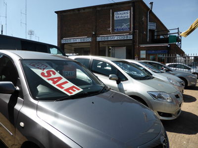 Bowes Motors vehicles for sale