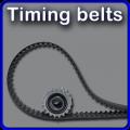 Timing belts and fan belts